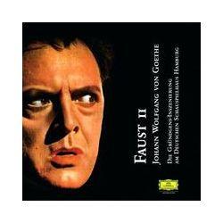 Hörbücher: Faust II. 2 CDs  von Johann Wolfgang Goethe