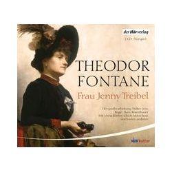 Hörbücher: Frau Jenny Treibel  von Theodor Fontane mit Maria Körber