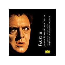 Hörbücher: Faust. Der Tragödie zweiter Teil. 2 CDs  von Johann Wolfgang Goethe