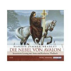 Hörbücher: Die Nebel von Avalon. 12 CDs  von Marion Zimmer Bradley