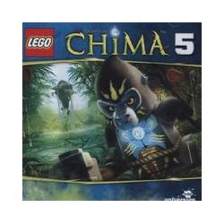 Hörbücher: LEGO - Legends of Chima (CD 5)