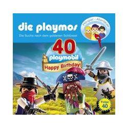 Hörbücher: Die Playmos - Folge 40  von Florian Fickel, David Bredel