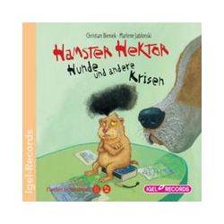 Bücher: Hamster Hektor: Hunde Und Andere Krisen  von Marlene Jablonski, Christian Bieniek von Rudi Mika