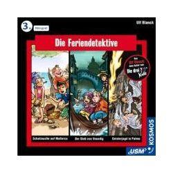 Hörbücher: Die Feriendetektive Hörbox Folgen 1-3  von Ulf Blanck