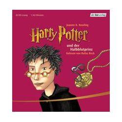 Hörbücher: Harry Potter 6 und der Halbblutprinz  von Joanne K. Rowling
