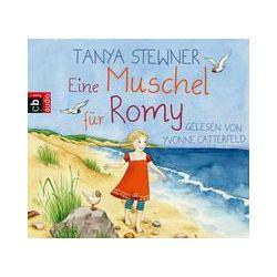 Hörbücher: Eine Muschel für Romy  von Tanya Stewner