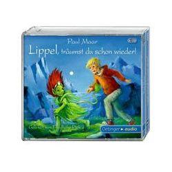 Hörbücher: Lippel, träumst du schon wieder! (4 CD)  von Paul Maar von Frank Gustavus