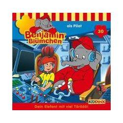 Hörbücher: Benjamin Blümchen 030 als Pilot  von Elfie Donnelly