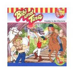 Hörbücher: Bibi und Tina 52. Freddy in der Klemme. CD  von Ulf Tiehm von Ulli Herzog