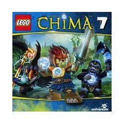 Hörbücher: LEGO Legends of Chima (CD 7)