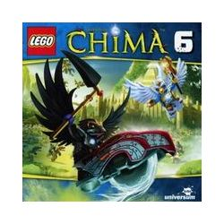 Hörbücher: LEGO Legends of Chima (CD 6)