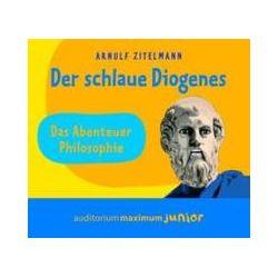 Hörbücher: Der schlaue Diogenes  von Arnulf Zitelmann
