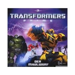 Hörbücher: Transformers: Prime 03. Der Maulwurf