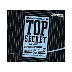 Hörbücher: Top Secret - Die Rivalen  von Robert Muchamore