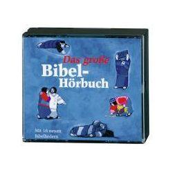 Hörbücher: Das große Bibel-Hörbuch. CD  von Hellmut Haug, Thessy Kuhls, Philipp Schepmann