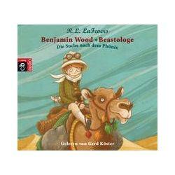 Hörbücher: Benjamin Wood - Beastologe  von Robin L. LaFevers
