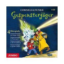 Hörbücher: Gespensterjäger  von Cornelia Funke von Hans H. Ott