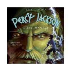 Hörbücher: Percy Jackson 01. Diebe im Olymp  von Rick Riordan