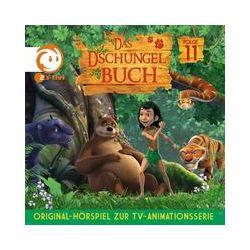 Hörbücher: 11: Das Dschungelbuch-Orig.Hörspiel Zur TV-Serie