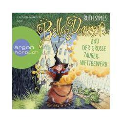 Hörbücher: Bella Donner und der große Zauberwettbewerb  von Ruth Symes von Lena Lindenbauer