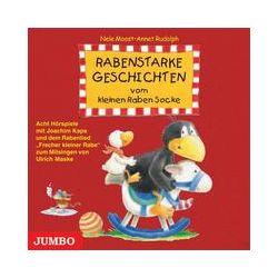 Hörbücher: Rabenstarke Geschichten vom kleinen Raben Socke  von Nele Moost