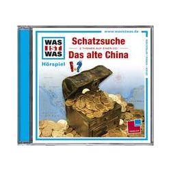 Hörbücher: Was ist was Hörspiel-CD: Schatzsuche/ Das alte China  von Matthias Falk von Matthias Falk