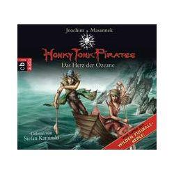 Hörbücher: Honky Tonk Pirates 05. Das Herz der Ozeane  von Joachim Masannek