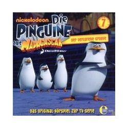 Hörbücher: Die Pinguine aus Madagascar 07
