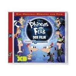 Hörbücher: Disney's Phineas und Ferb - Die zweite Dimension