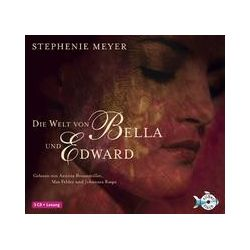 Hörbücher: Die Welt von Bella und Edward  von Stephenie Meyer