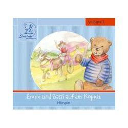Hörbücher: Emmi & Basti auf der Koppel 01  von Katja Ruhl
