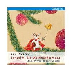 Hörbücher: Lancelot, die Weihnachtsmaus  von Eva Hierteis