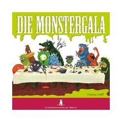 Hörbücher: Monstergala-CD  von Thomas Wolff von Thomas Wolff