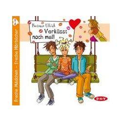 Hörbücher: Verküsst noch mal!  von Hortense Ullrich von Sabine Stiepani