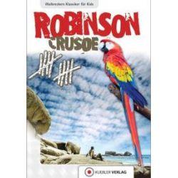 Hörbücher: Robinson Crusoe  von Dirk Walbrecker