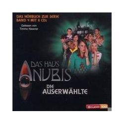 """Hörbücher: Das Haus Anubis - Hörbuch Band 4 """"Die Auserwählte""""  von Alexandra P. Lowe"""