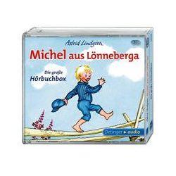 Hörbücher: Michel aus Lönneberga. Die große Hörbuchbox (3CD)  von Astrid Lindgren