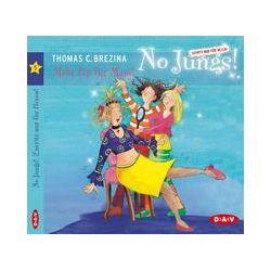 Hörbücher: No Jungs! 05. Mehr Pep für Mam!  von Thomas C. Brezina