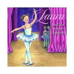 Hörbücher: Laura 02 und ihr erster Auftritt  von Dagmar Hoßfeld