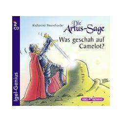 Hörbücher: Die Artus-Sage - Was geschah auf Camelot?  von Katharina Neuschaefer