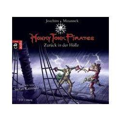 Hörbücher: Honky Tonk Pirates 03. Zurück in der Hölle  von Joachim Masannek