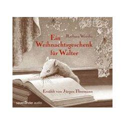 Hörbücher: Ein Weihnachtsgeschenk für Walter  von Barbara Wersba