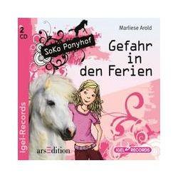 Hörbücher: SOKO Ponyhof 01. Gefahr in den Ferien  von Marliese Arold