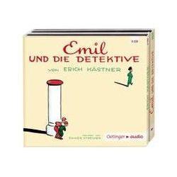 Hörbücher: Emil und die Detektive  von Erich Kästner von Markus Langer