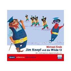 Hörbücher: Jim Knopf und die Wilde 13  von Michael Ende