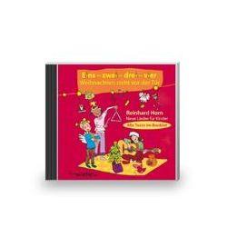 Hörbücher: Eins-zwei-drei-vier Weihnachten steht vor der Tür  von Reinhard Horn