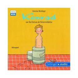 Hörbücher: Konrad oder Das Kind aus der Konservenbüchse  von Christine Nöstlinger