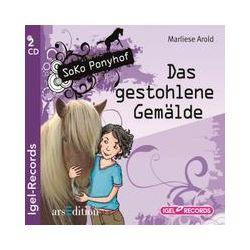 Hörbücher: SoKo Ponyhof 02. Das gestohlene Gemälde  von Marliese Arold
