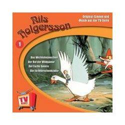Hörbücher: Nils Holgersson,Folge 1