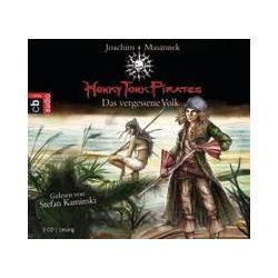 Hörbücher: Honky Tonk Pirates 03. Das vergessene Volk  von Joachim Masannek